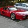 Rot, flach, breit und schnell - Ferrari Testarossa