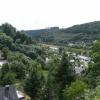 Der westliche Teil von Clervaux