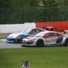 Audi R8 LMS gegen Porsche 911 GT3 RS