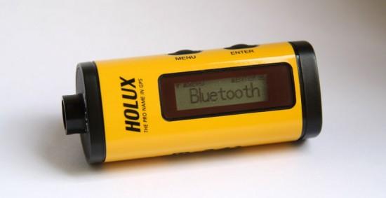 Holux M-241 Blutooth Einstellungen